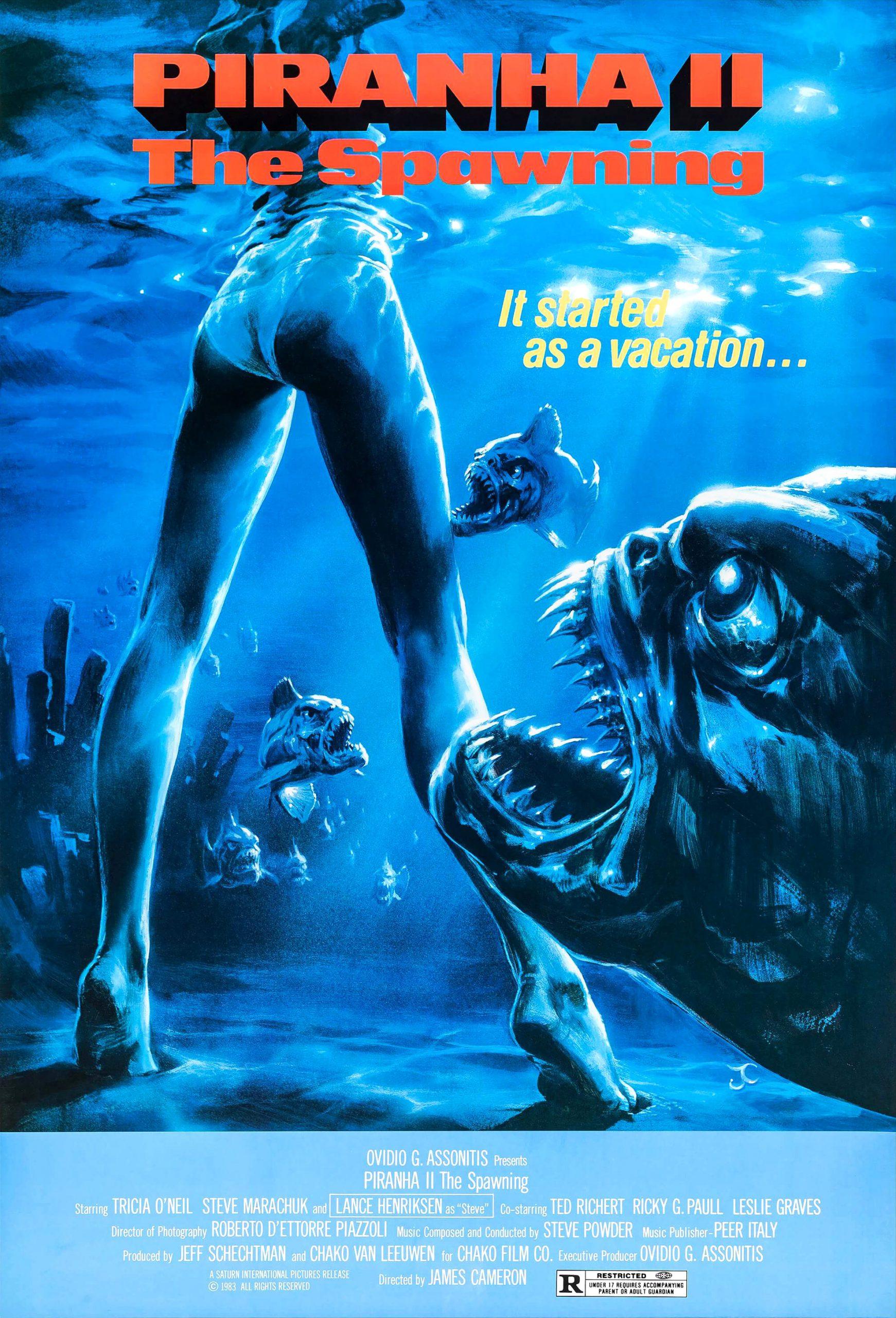 Piranha Spawning (1982)